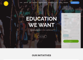 educationwewant.org