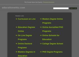 educationwhiz.com