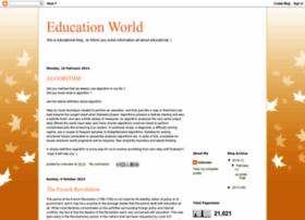 educationworld19.blogspot.com