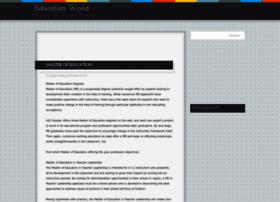 educationworldrules.blogspot.com