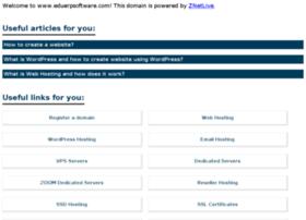 eduerpsoftware.com