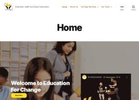eduforchange.org