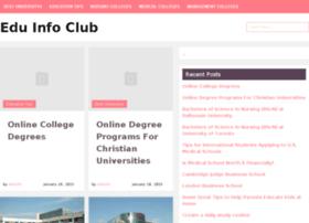 eduinfoclub.com