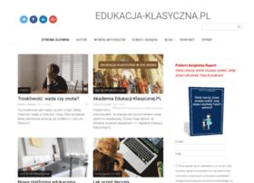 edukacja-klasyczna.pl