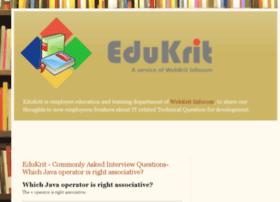 edukrit.blogspot.in
