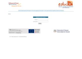eduonline.ua.es