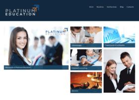 eduplatinum.com