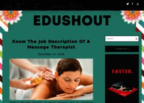 edushout.com