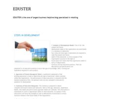 eduster.blogspot.com