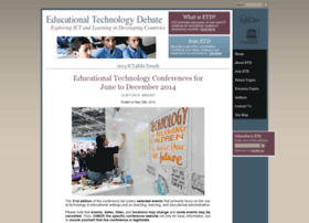 edutechdebate.org