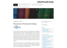 eduworldinfo.wordpress.com
