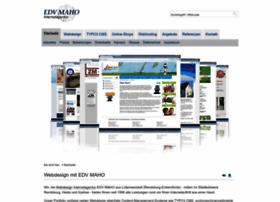 edv-maho.de