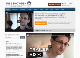 edwardsnowden.com