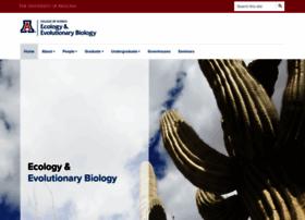 eeb.arizona.edu