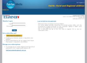 eedition.examiner.com.au