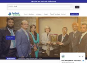 eee.daffodilvarsity.edu.bd