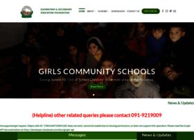 eef.org.pk