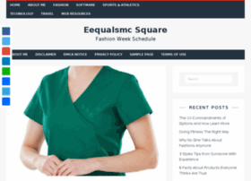 eequalsmcsquare.com