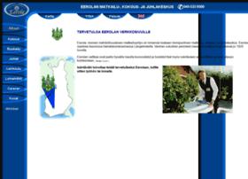 eerolanmatkailu.fi