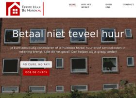 eerstehulpbijhuren.nl