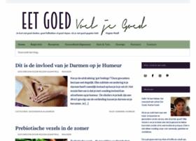 eetgoedvoeljegoed.nl
