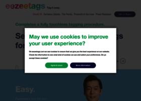 eezeetags.com