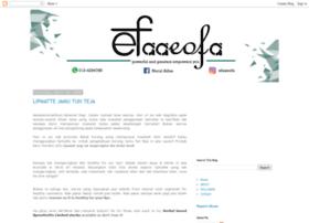 efashi.blogspot.com