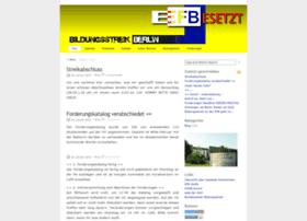 efbbrennt.blogsport.de