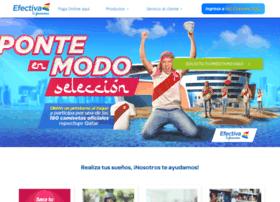 efectiva.com.pe
