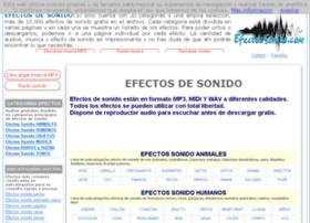 efectossonido.com