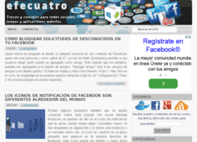efecuatro.com