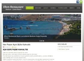 efemrestaurant.com