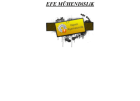 efemuhendislik.net
