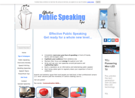 effective-public-speaking-tips.com