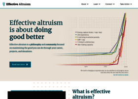 effectivealtruism.org