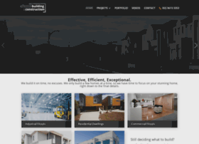 effectivebuildinggroup.com.au
