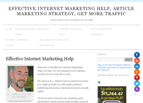 effectiveinternetmarketinghelp.com