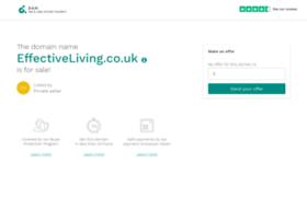 effectiveliving.co.uk