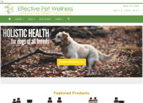 effectivepetwellness.com