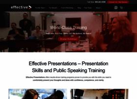 effectivepresentations.com