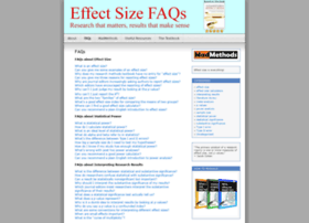 effectsizefaq.com