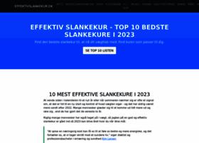 effektivslankekur.dk