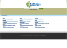 efficientdirectory.com