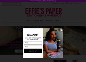 effiespaper.com