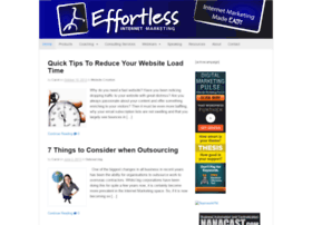effortlessinternetmarketing.com