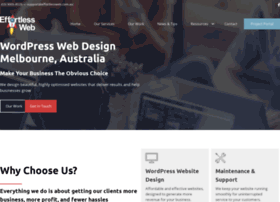 effortlessweb.com.au