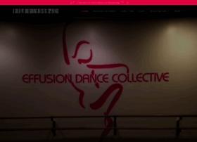 effusiondancecollective.org
