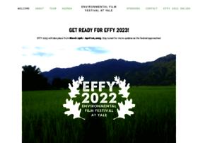 effy.yale.edu