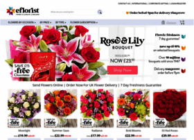 eflorist.co.uk
