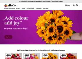 eflorist.co.uk
